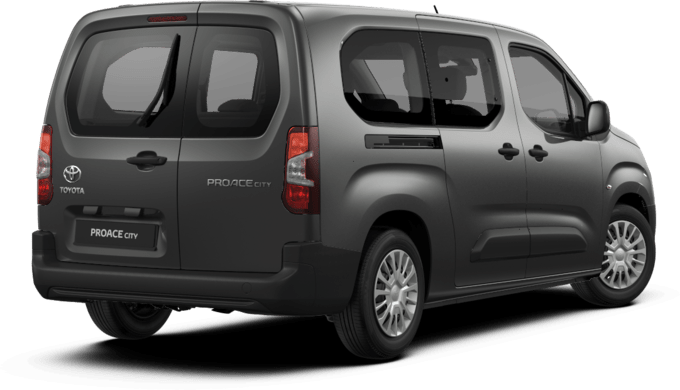 Toyota Proace City Verso - Combi - Long, 5 ust