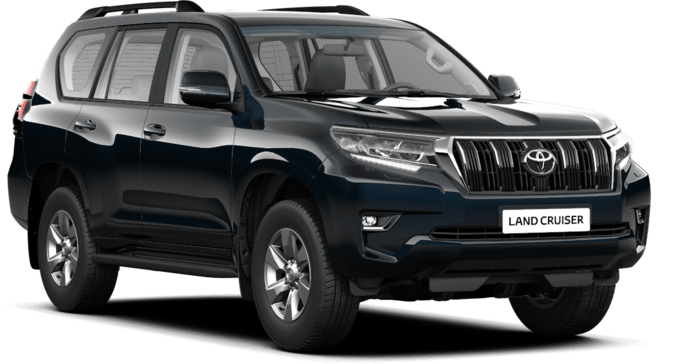 Toyota Land Cruiser - Luxury - Maastur