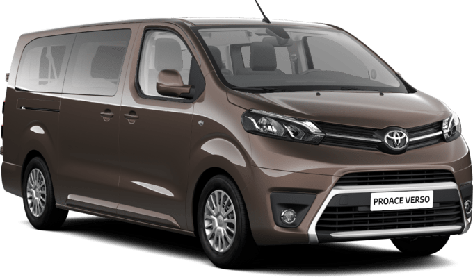 Toyota Proace Verso - Shuttle - Long, 5 дверей