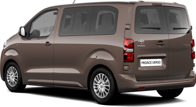Toyota Proace Verso - Shuttle - Compact, 4 ust