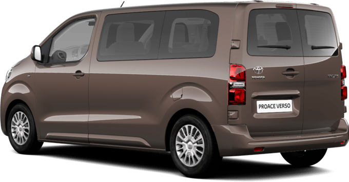Toyota Proace Verso - Shuttle - Medium, 4 дверей