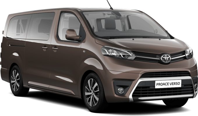 Toyota Proace Verso - Shuttle Comfort - Long, 4 ust