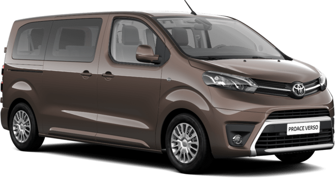 Toyota Proace Verso - Shuttle - Medium, 4 ust