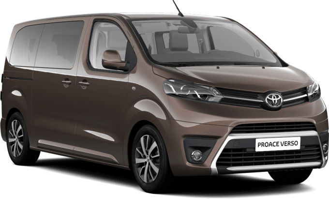 Toyota Proace Verso - Executive - Medium, 5 ust