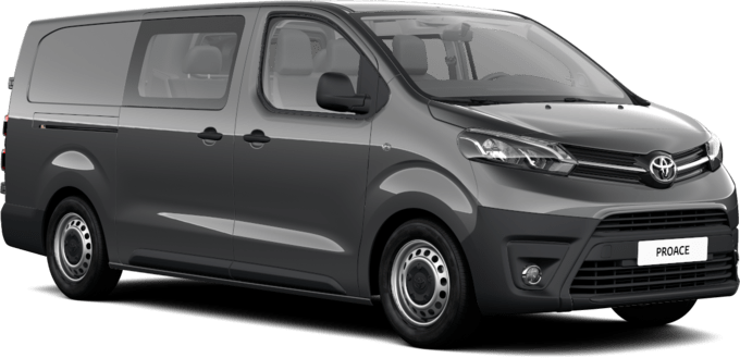 Toyota Proace - Professional Plus - Long Crew Cab, 5 ust