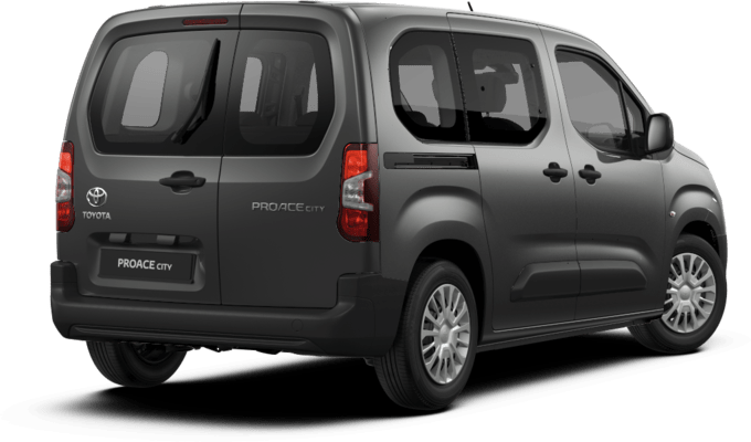 Toyota Proace City Verso - Combi - Compact, 5 ust