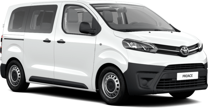 Toyota Proace - Combi - Compact 6 plazas