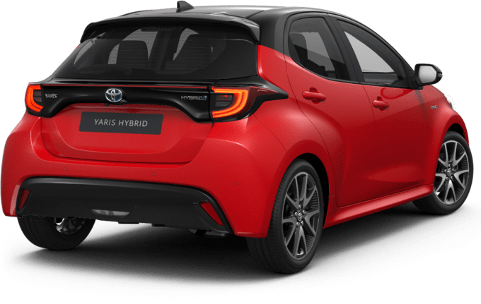 Toyota Yaris - Limited Launch Edition - Hatchback 5-ovinen