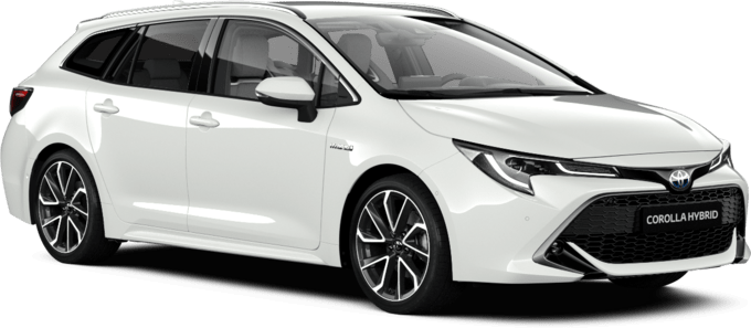 Toyota Corolla Touring Sports - Hybrid Premium Nordic Light - Touring Sports