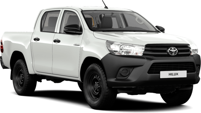 Toyota Hilux - Double Cab Life - Double Cab