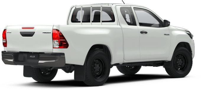 Toyota Hilux - Life - Extra Cab