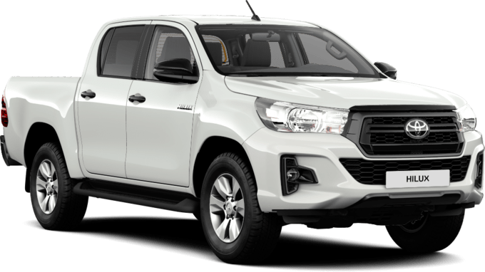 Toyota Hilux - Double Cab Style Edition - Double Cab
