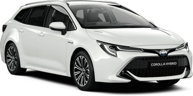 Toyota Corolla Touring Sports - Hybrid Style Sport Black - Touring Sports