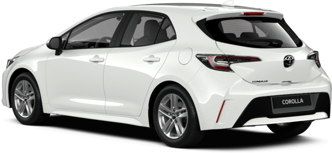 Toyota Corolla Hatchback - Turbo Edition - Hatchback