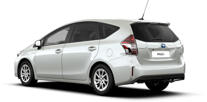 Toyota Prius+ - Dynamic Business - 7 places