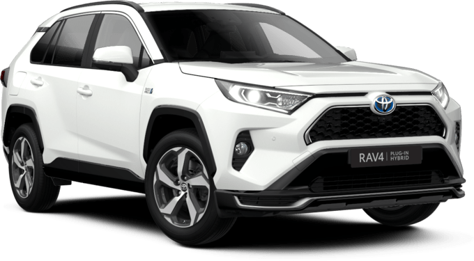 Toyota RAV4 Hybride Rechargeable - Design Business - 5 portes
