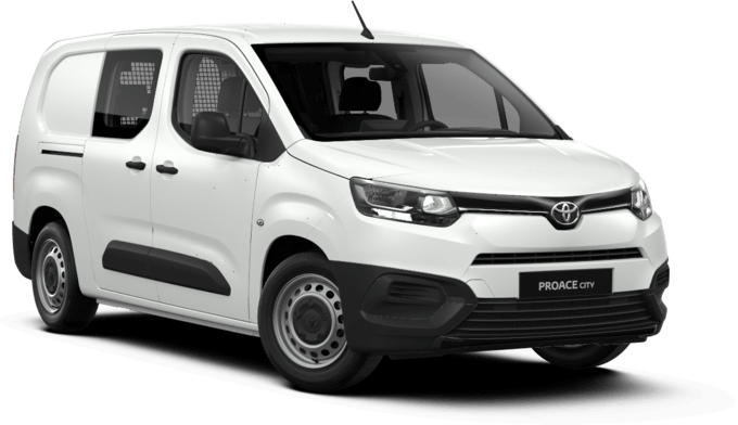 Toyota PROACE CITY - Active - Cabine approfondie Long Double