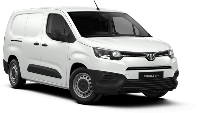 Toyota PROACE CITY - Active - Fourgon tôlé Long