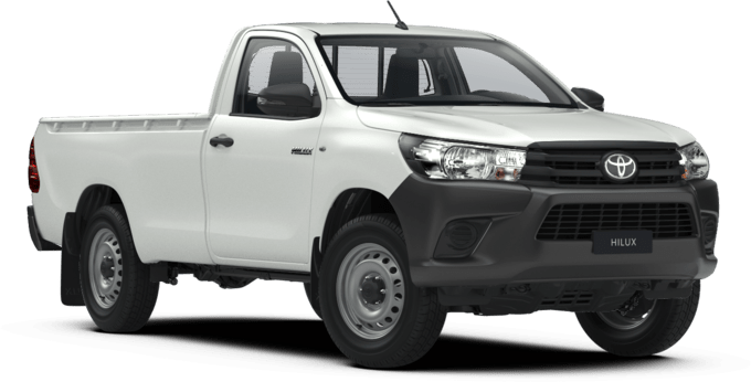Toyota Hilux - LeCap - Simple Cabine