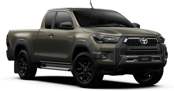 Toyota Hilux - Lounge - Xtra Cabine