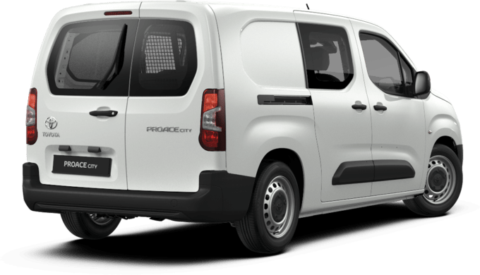 Toyota PROACE CITY - Active - Cabine approfondie Medium Double