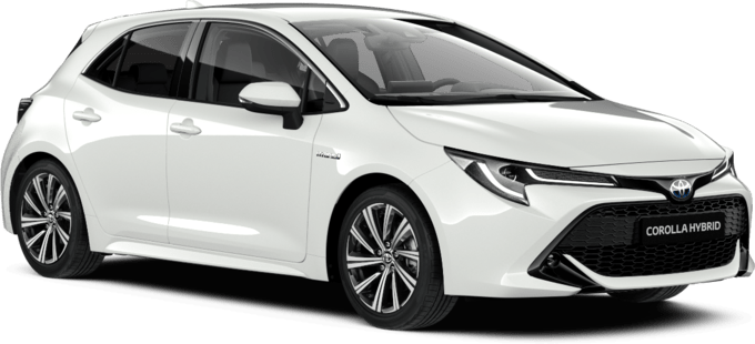 Toyota Corolla - Design - Berline