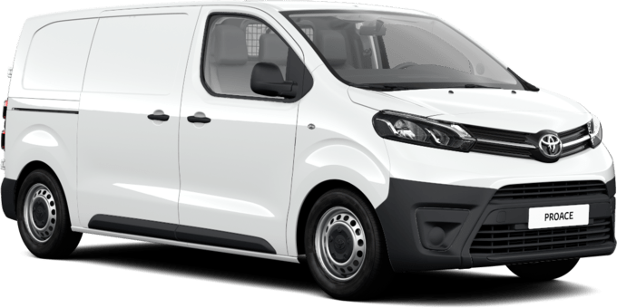 Toyota PROACE - 2.Dynamic - Medium Double portes latérales
