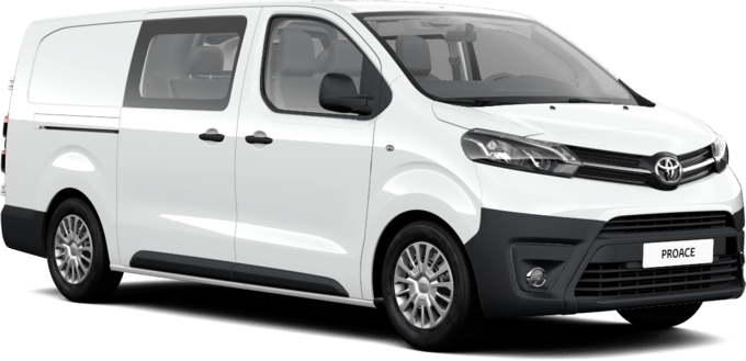 Toyota PROACE - 3.Business - Cabine approfondie Long
