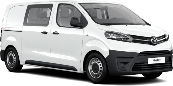 Toyota PROACE - 1.Active - Cabine approfondie Medium
