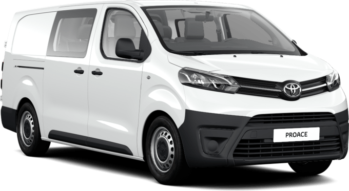 Toyota PROACE - 2.Dynamic - Cabine approfondie Long