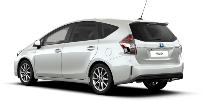 Toyota Prius+ - Lounge - 7 places