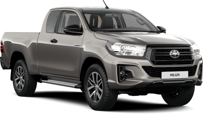 Toyota Hilux - Lounge Xtra Cabine - Xtra Cabine