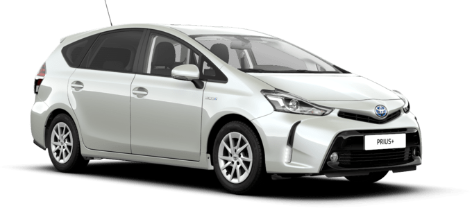 Toyota Prius+ - Dynamic - 7 places