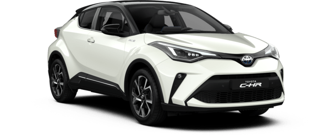 Toyota TOYOTA C-HR - Collection Cuir Alcantara - 5 portes