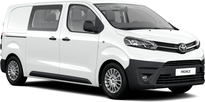 Toyota PROACE - 3.Business - Cabine approfondie Medium