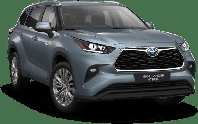 Toyota Highlander - Excel - 5 Door SUV with 7 Seats