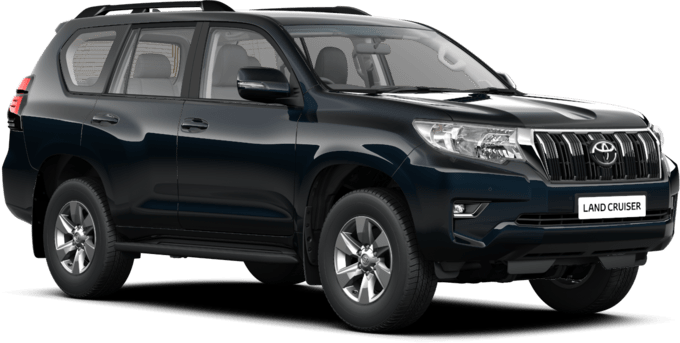 Toyota Land Cruiser - Active - 5 Door Sports Utility Vehicle
