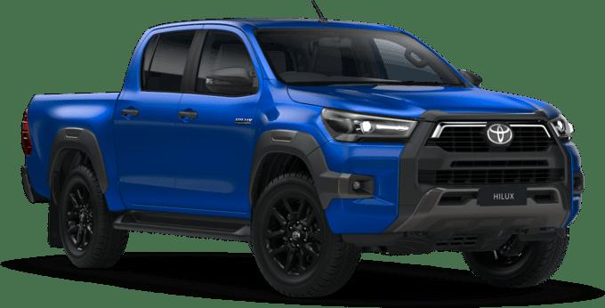 Toyota Hilux - Invincible X - 4 Door Double Cab