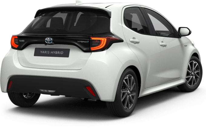 Toyota Yaris - Design - 5 Door Hatchback