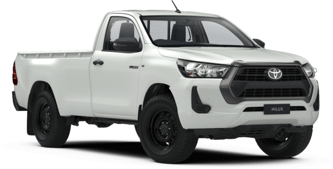 Toyota Hilux - Active - 2 Door Single Cab