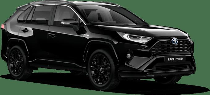 Toyota RAV4 - Black Edition - 5 Door Sports Utility Vehicle
