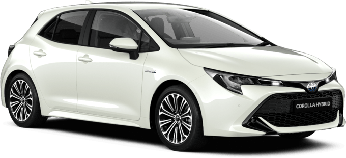 Toyota Corolla Hatchback - Design - 5 Door