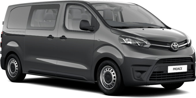 Toyota Proace - Icon Crew Cab - Medium People Carrier