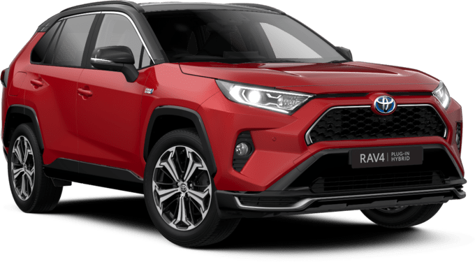 Toyota RAV4 Plug-in - Dynamic - 5 Door Sports Utility Vehicle
