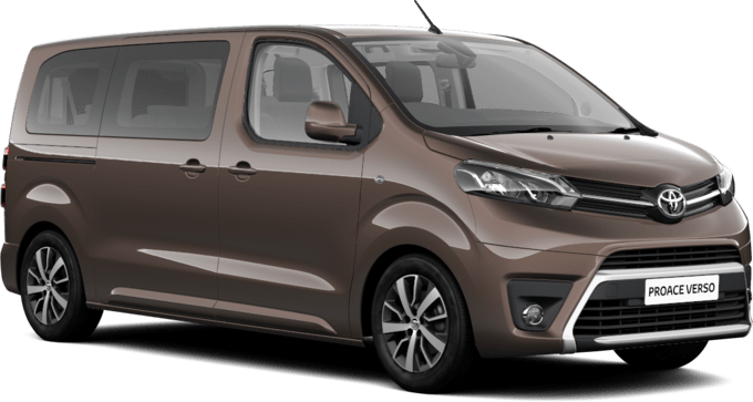 Toyota Proace Verso - Family  - Medium People Carrier