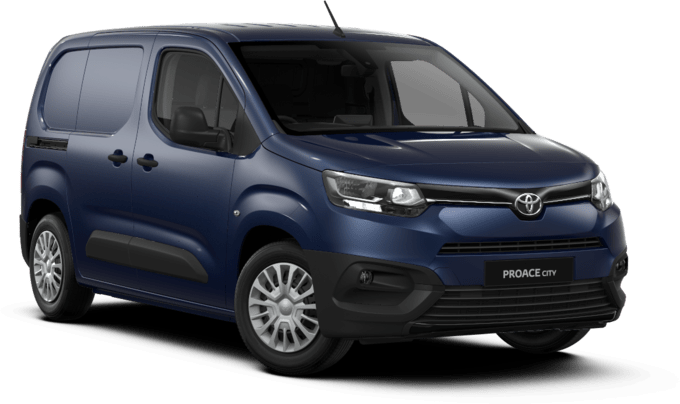 Toyota Proace City - Icon - Short Panel Van