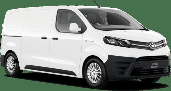 Toyota Proace Electric - Icon - Medium Panel Van