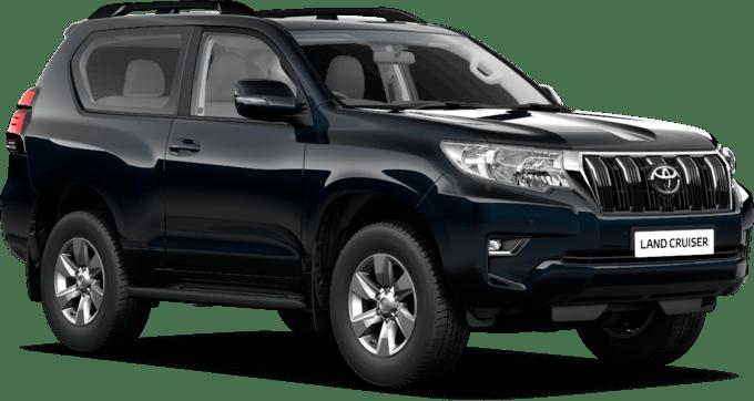 Toyota Land Cruiser - Active - 3 Door (5 seat) Sports Utility Vehicle