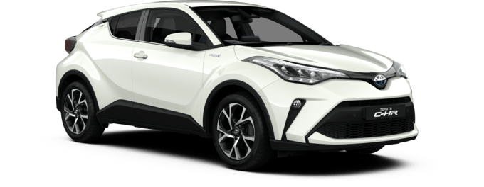 Toyota Toyota C-HR - Design - 5 Door Crossover