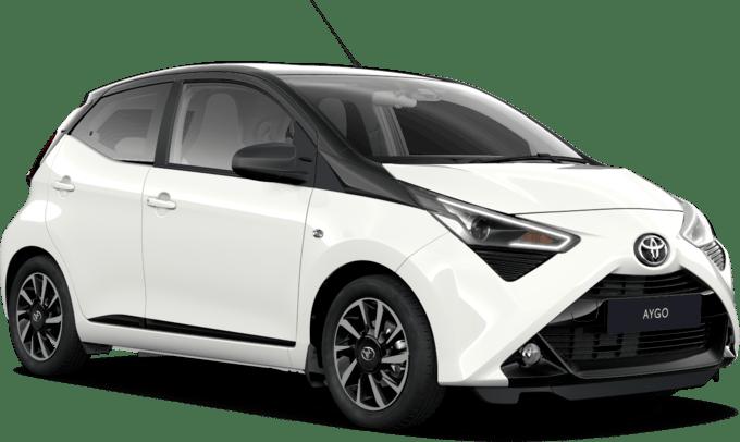 Toyota Aygo - x-trend bi-tone - 5 Door Hatchback
